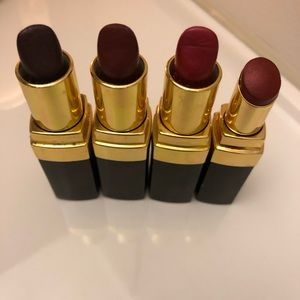 Chanel Rouge Lipstick Bundle